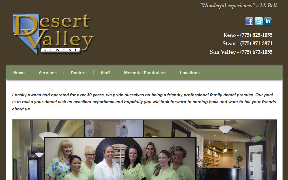 Desert Valley Dental
